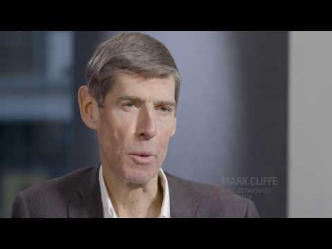 Mark Cliffe on the future of banking
