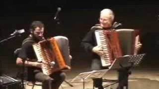Jazz Accordion Duo - Marocco & Zanchini play The Flinstones