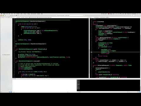 Developer Blog - Animated Components Pt2