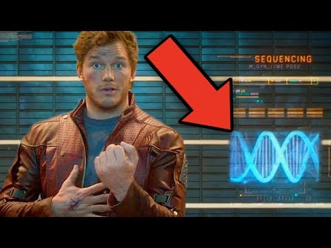 Guardians of the Galaxy MISSING EASTER EGG Explained!