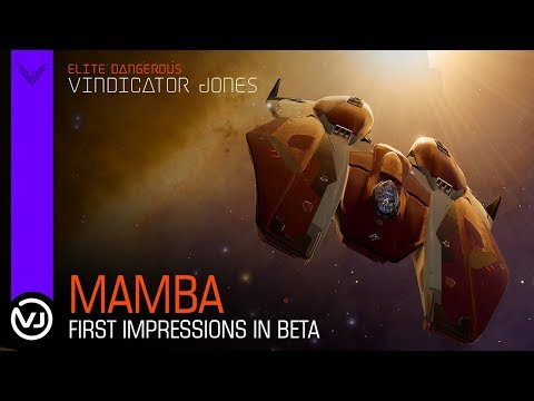 Mamba First Impressions in Beta - Elite Dangerous