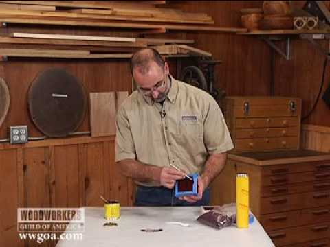 Woodworking Suggestions – Methods to Apply Flocking
