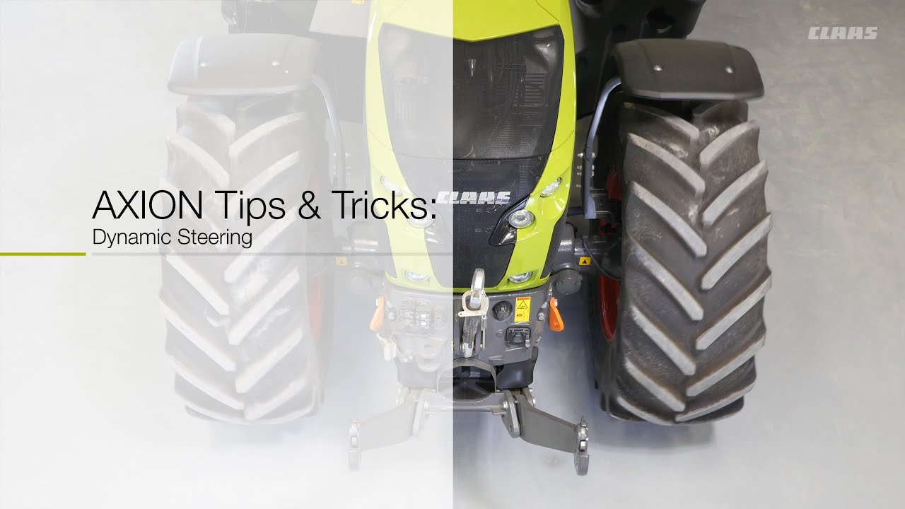 AXION Dynamic Steering Tips