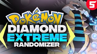 Pokemon Diamond Extreme Randomizer NDS Rom - Gameplay & Download (2018)