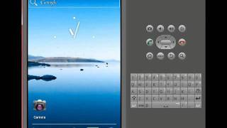 Android 4.0 (ICS) via AVM (Android Virtual Machine)