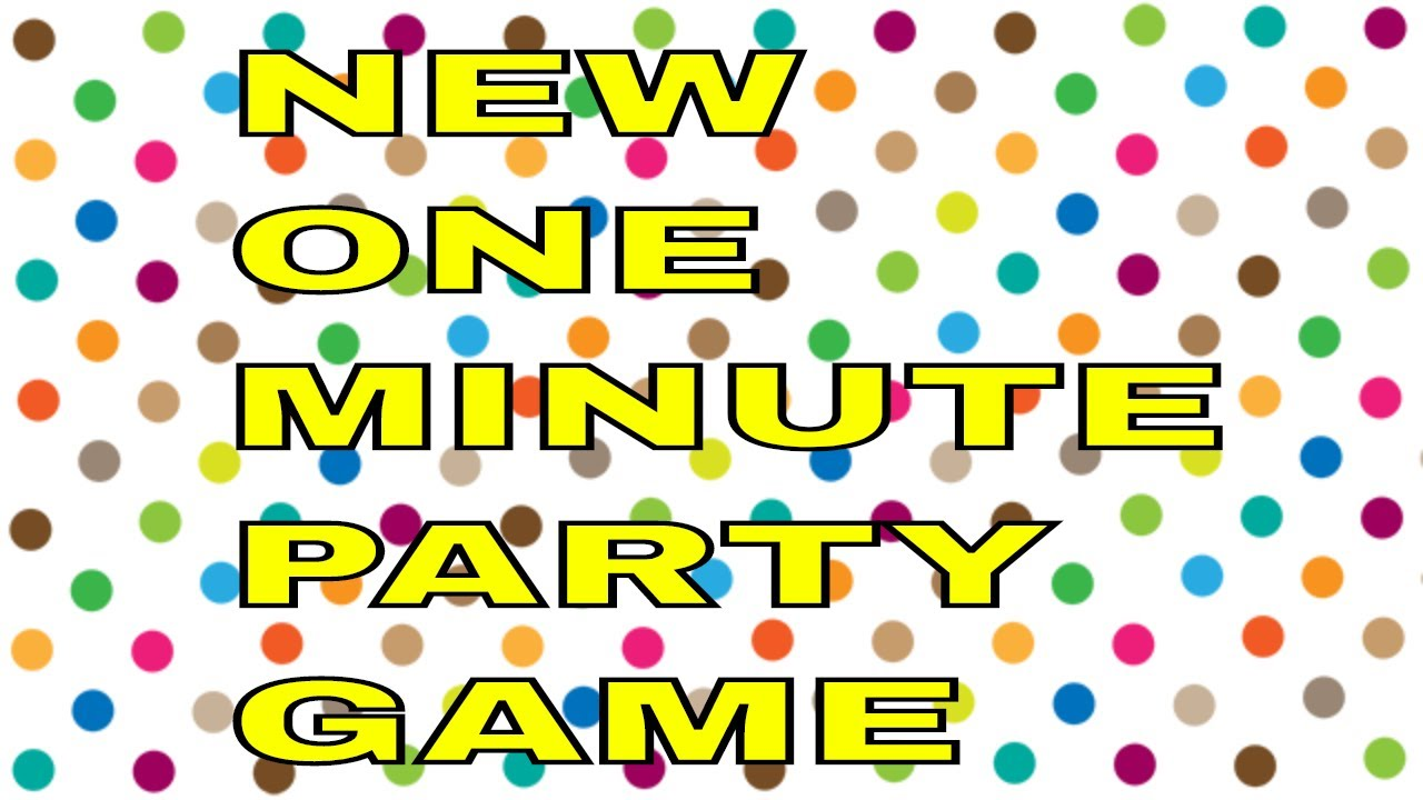 1 Minute Kitty Games For Kitty Party For Ladies At Home