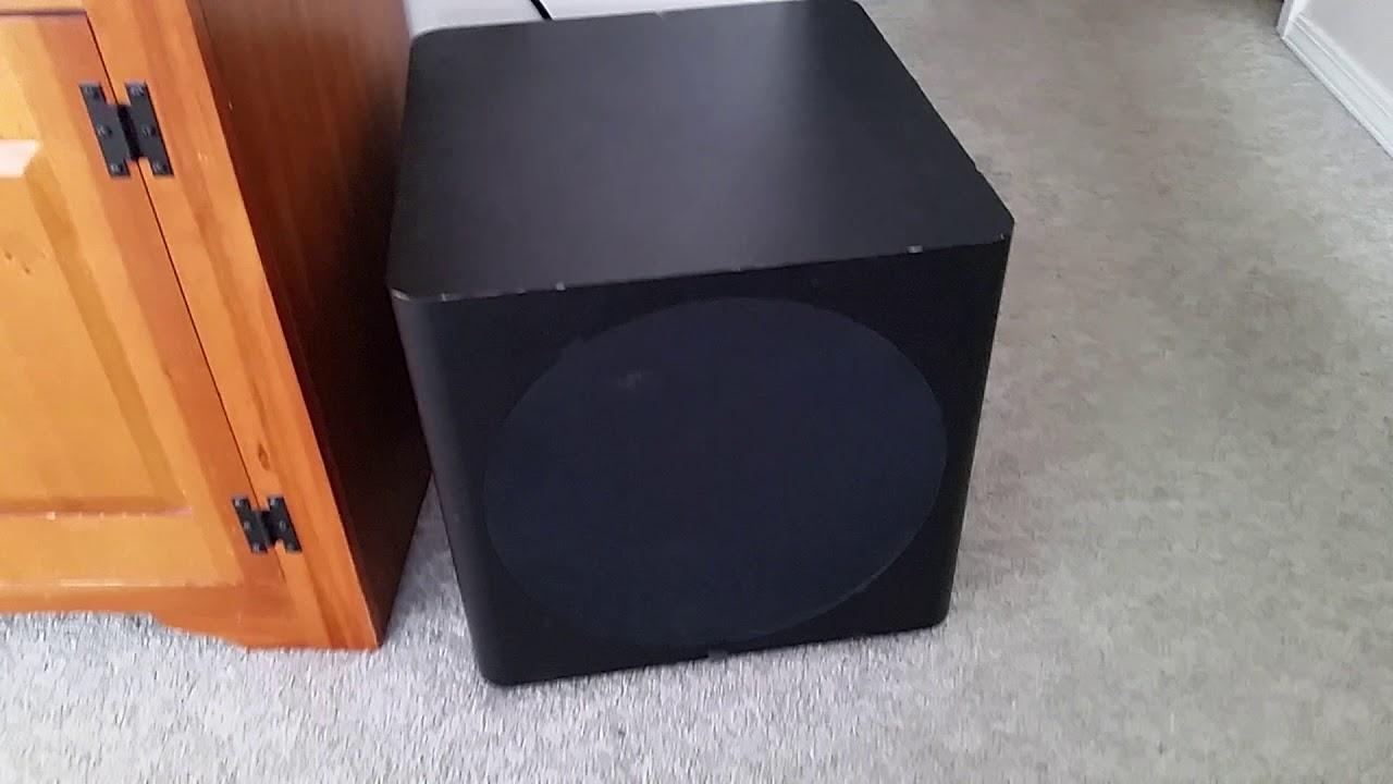 Dayton Audio SUB-1200 Subwoofer