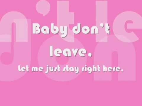Chris Brown Last Time Together Lyrics