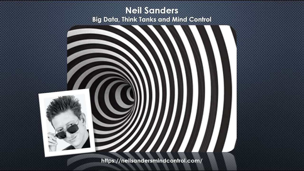 Sage of Quay™ - Neil Sanders - Big Data, Think Tanks and Mind Control (Oct 2020)