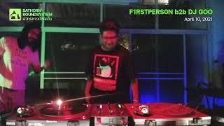 Sathorn Soundsystem Presents Spin & Scratch Session - f1rstpers0n b2b DJ Goo