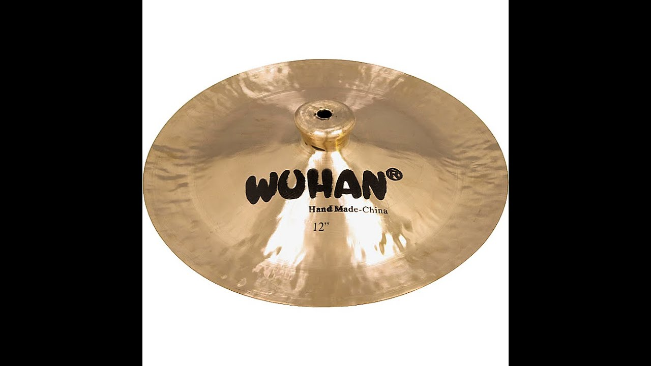 wuhan 12 in china cymbal sound test youtube. Black Bedroom Furniture Sets. Home Design Ideas