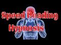 Speed Reading Hypnosis   Start Speed Reading with Hypnosis   Reading rate increased with Hypnosis