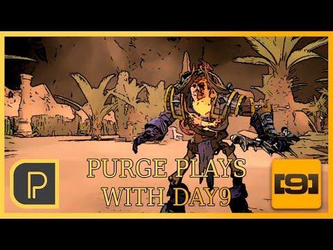 Purge Plays Clinkz W/ Day9