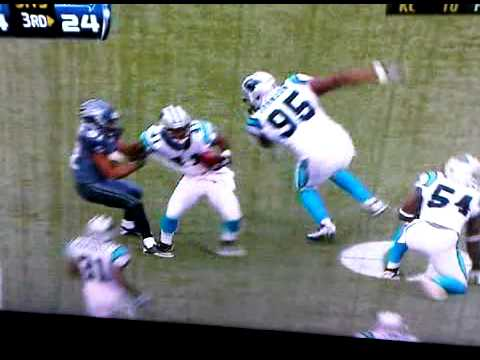 If Lynch is the Beast, Okung is the Manimal!