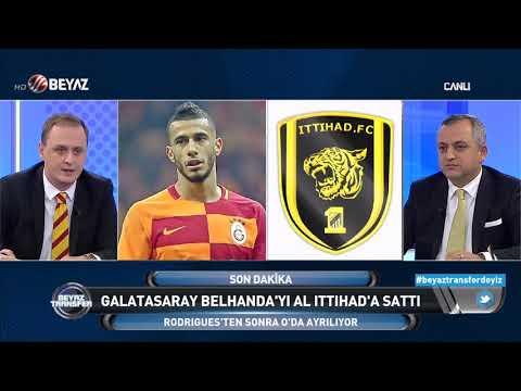 Galatasaray Belhanda'yı AL Ittihad'a sattı!