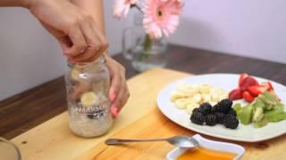 Bikin Bekal Cereal In Jar - Net5