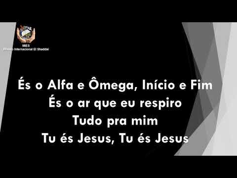 ALFA E OMEGA (playback legendado)