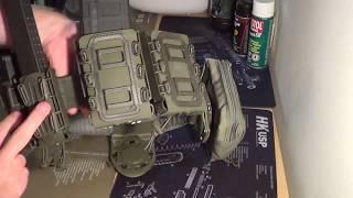 G-Code Assaulter's System Belt Unboxing