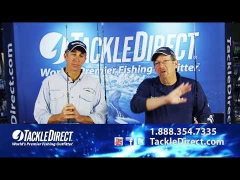 Penn Battle Spinning Combos At TackleDirect