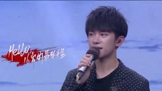 """Clip: Hello, Jackson Yee 易烊千玺x爱奇艺   Jackson Yee 2019 Full Concert 易烊千玺""""玊尔""""演唱会"""