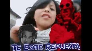 Te Bote Respuesta De la niña que no sabe cantar (Remix) + Acapella