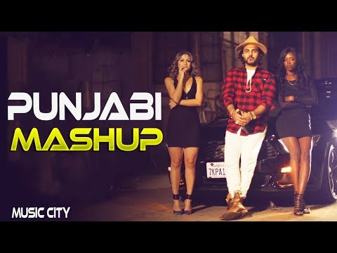 Punjabi Mashup 2017- Nonstop punjabi Remix Songs - Latest Punjabi Song 2017