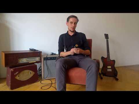 Honza Fic O Mikrofonu Od Silverfish Harmonica Microphones