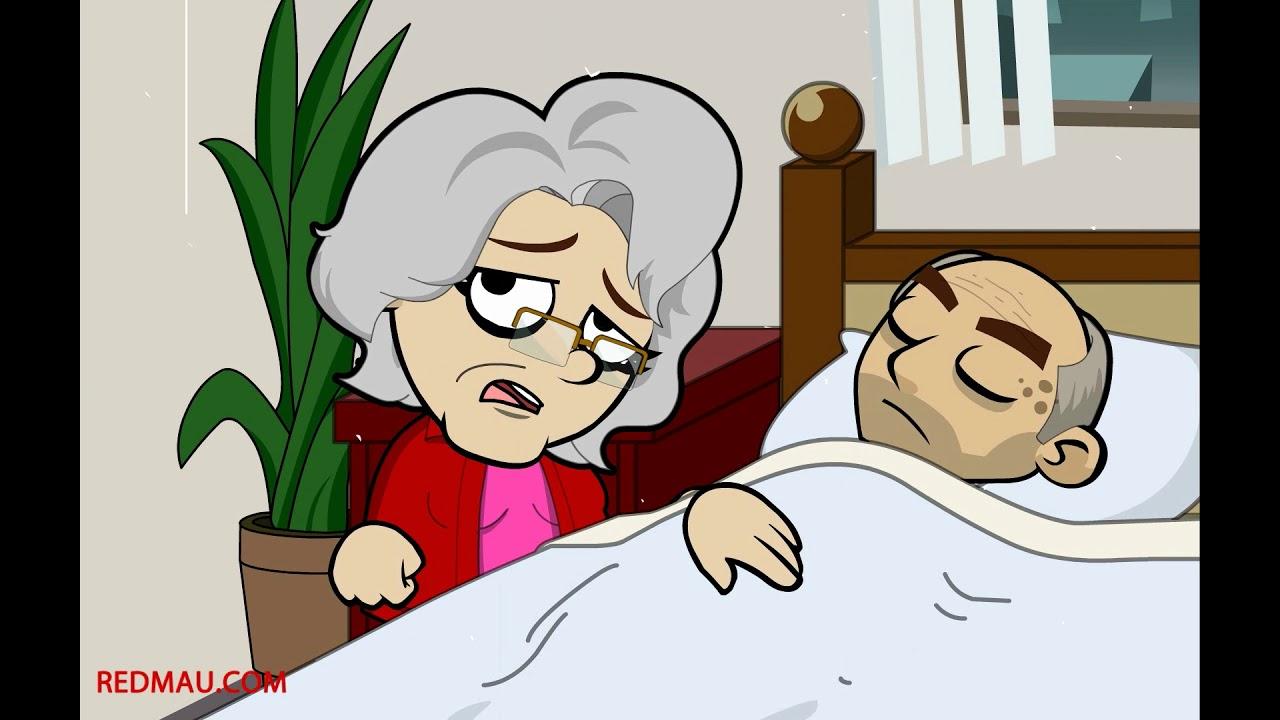 Chiste de Pepito y Jaimito   Pescando con la abuela