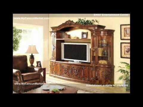 Cancun Market Furniture Entertainment.wmv