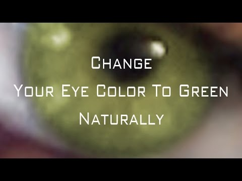 How To Get Your Eyes Naturally Lighter