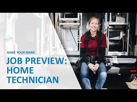 A Day In The Life Of A Universal Home Technician At Cox Communications