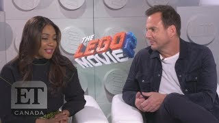 Tiffany Haddish Jokes About Will Arnett's Canadian Citizenship