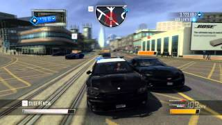 Driver San Francisco: Most Wanted Cop Chase (spanish)