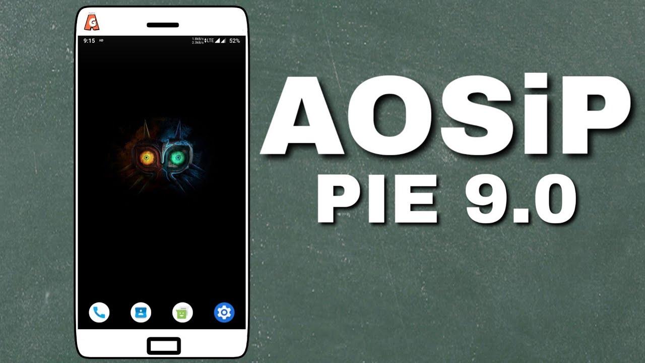 AOSIP Pie 9 0 On Lenovo Zuk Z2 Plus | Hindi