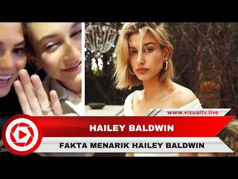 Mengenal Sosok Hailey Baldwin, Tunangan Justin Bieber