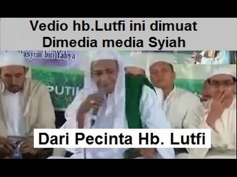 Jawaban Tegas Habaib Untuk Lutfi Bin Yahya Yang Membela Syiah