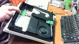 Proper Cleaning & Repair of PS4 CUH-1215A