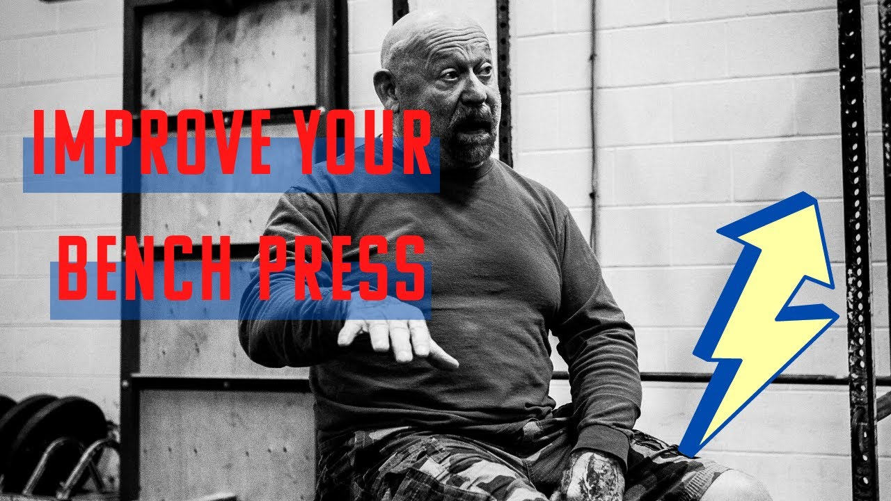 Improve Your Bench Press with Louie Simmons