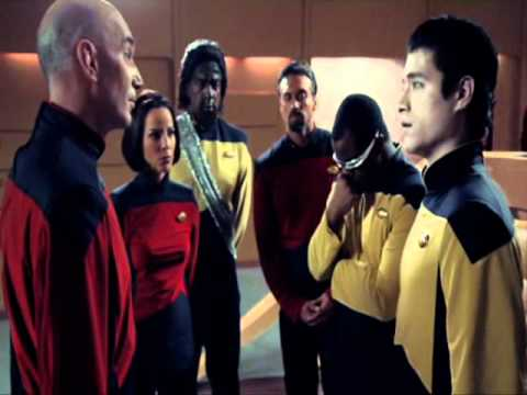 Star Trek Porn Without The Porn Is The Best Fan Film Ever Sfw Inverse