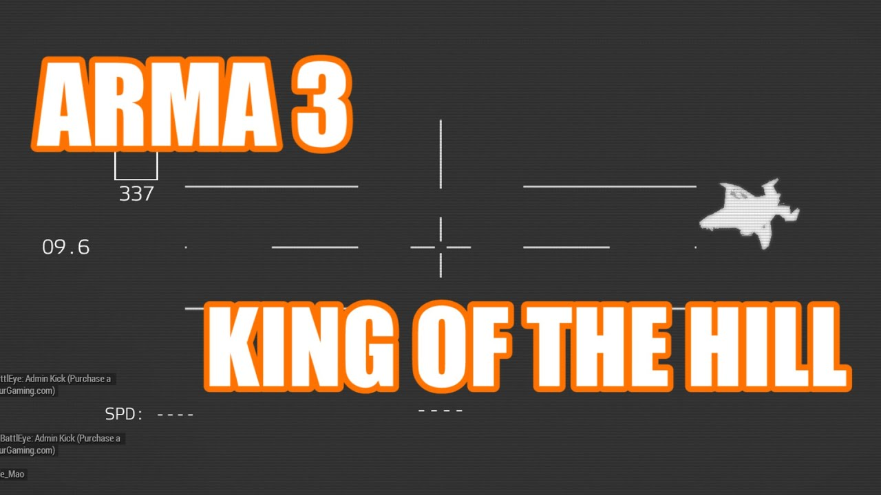 Arma 3 - King of the Hill Highlights ~Okay clips - #20