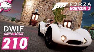 FORZA HORIZON 2 #210 - Auf altem Gummi - DWIF - Let's Play Forza Horizon 2