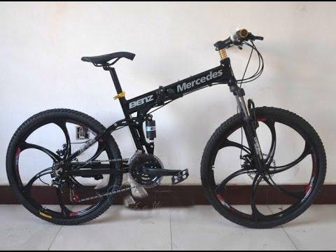 велосипеды от мерседес бенц