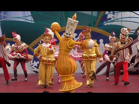 キレッキレのルミエール〔テーブル・イズ・ウェイティング☆クリスマスキュイジーヌ2015☆〕TDS