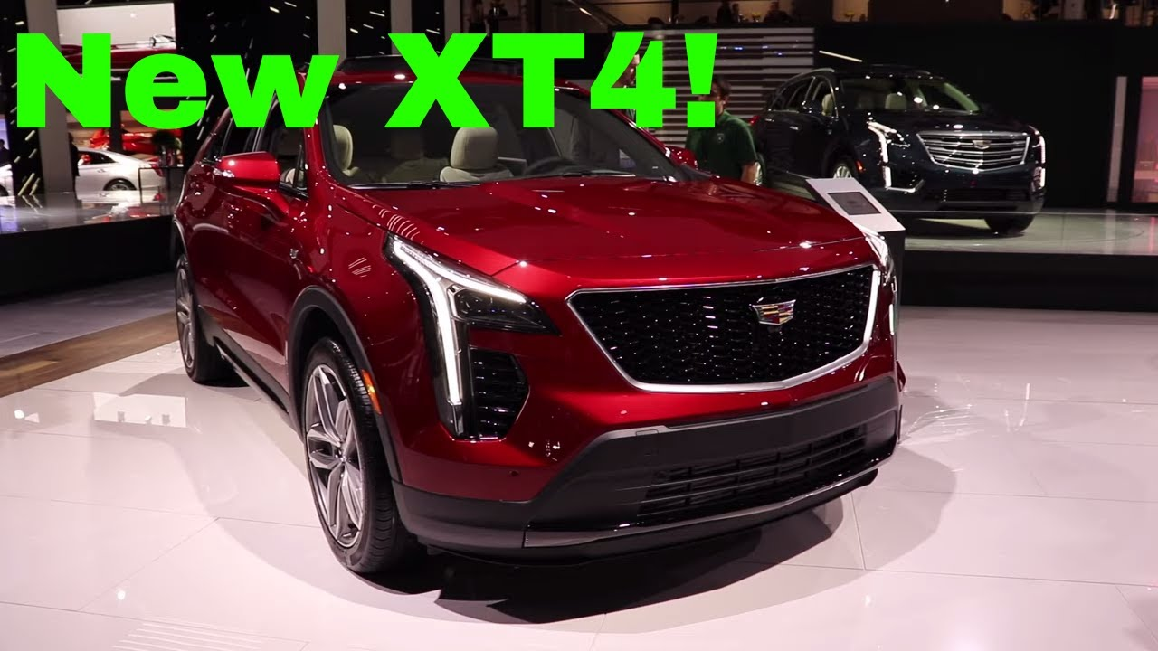 2020 Cadillac XT4 Changes, Hybrid, Price >> 2020 Cadillac Xt4