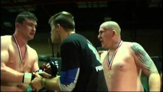 Zoo Fight Club - Jay Oliver Vs Chris Kennel - Glory Mma