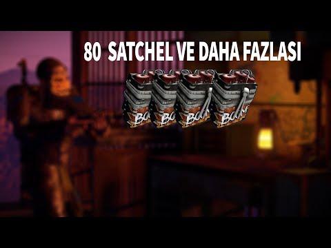 YOK BÖYLE RAİD +80 SATCHEL ÇIKTI!!