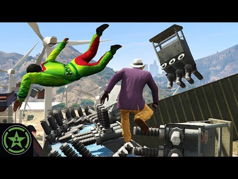 Things to Do In GTA V - Shocker X