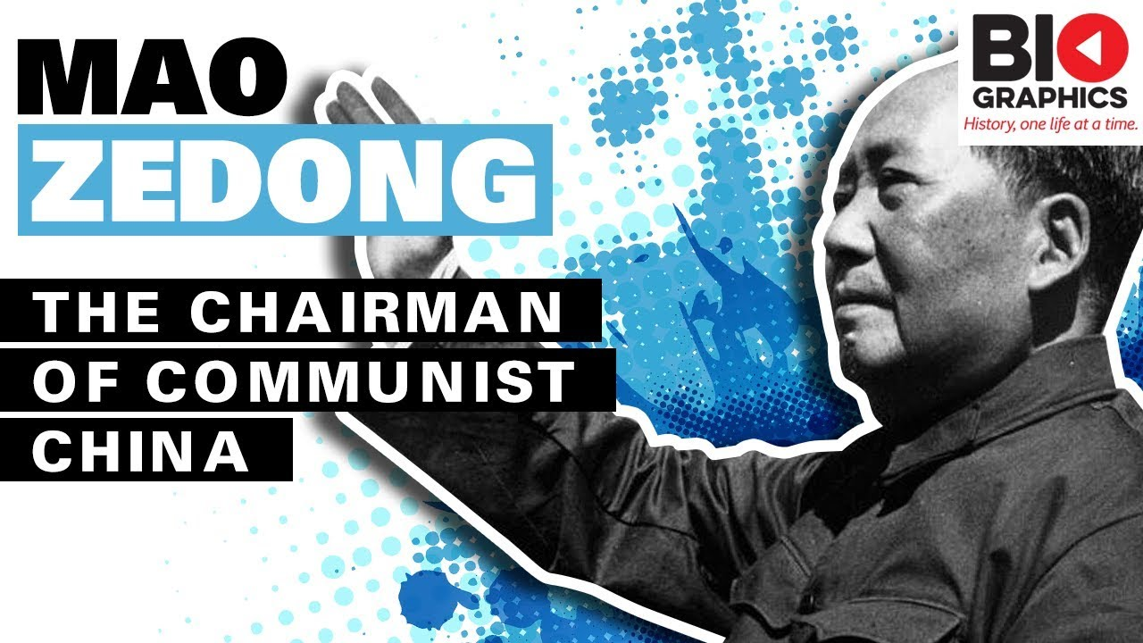 Download Mao Zedong: The Chairman of Communist China