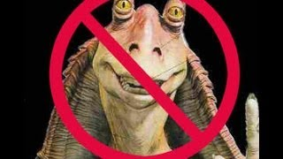 TOP 5 WORST STAR WARS CHARACTERS