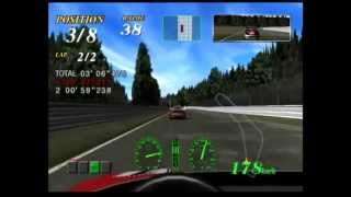 Oldschool Racing with Ferrari F355 Challenge on Sega Dreamcast